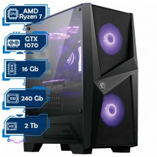 Игровой компьютер Дон Кармани NG Ryzen 7 3700X S1
