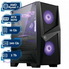 Игровой компьютер Дон Кармани NG Ryzen 7 3700X S3