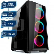 Игровой компьютер Дон Кармани NG i3-10100 S3